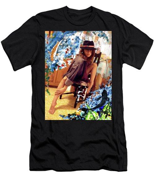 Sinergia Men's T-Shirt (Athletic Fit)