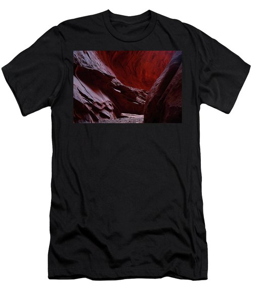 Singing Canyon At Grand Staircase Escalante National Monument In Utah Men's T-Shirt (Athletic Fit)