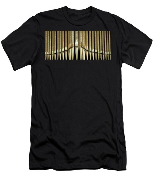 Singing Pipes Men's T-Shirt (Athletic Fit)