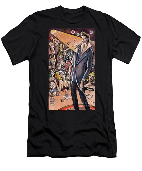 Singing Standards Men's T-Shirt (Athletic Fit)