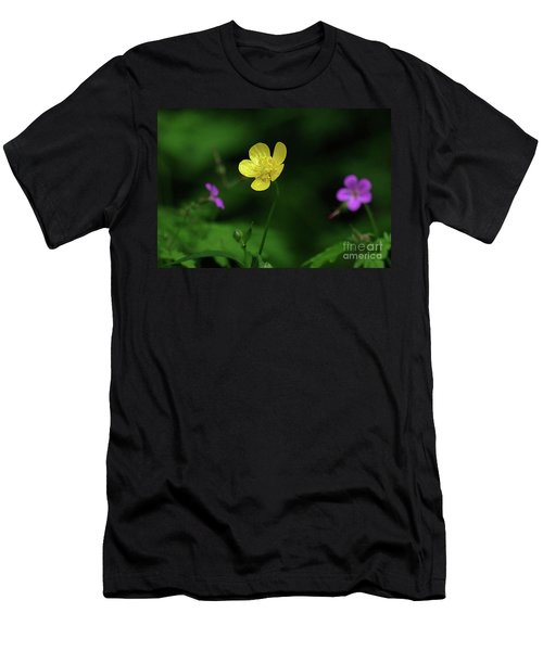 Single Buttercup Two Stinky Bob Men's T-Shirt (Athletic Fit)