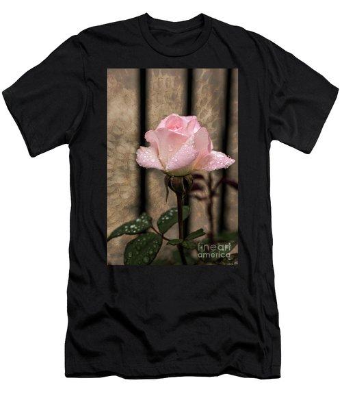 Single Pristine Men's T-Shirt (Slim Fit) by Judy Wolinsky