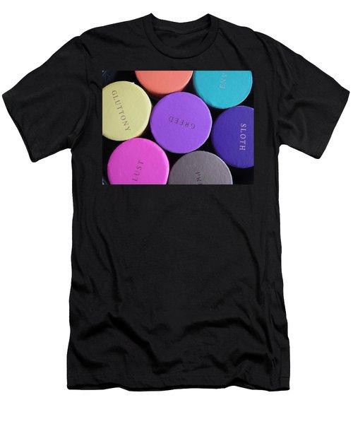 Sinner Men's T-Shirt (Athletic Fit)