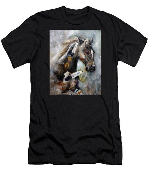 Sioux War Pony Men's T-Shirt (Athletic Fit)