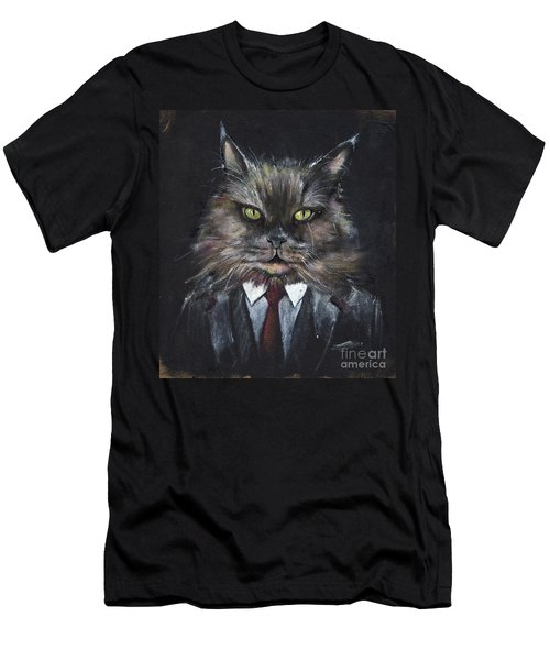 Al Catone Men's T-Shirt (Athletic Fit)