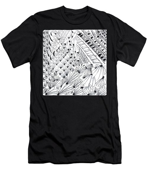 Sister Tangle Men's T-Shirt (Athletic Fit)