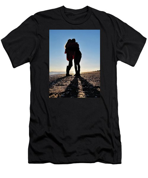 Sisters In The Shadows Men's T-Shirt (Athletic Fit)