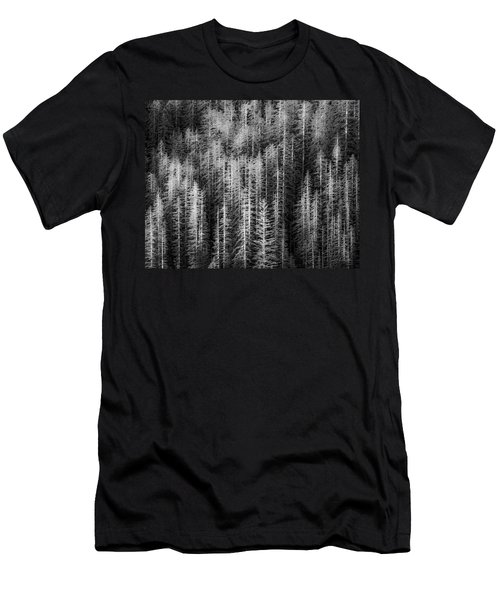 Sitka Abstraction Men's T-Shirt (Athletic Fit)