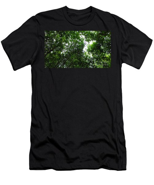 Skagway Green Men's T-Shirt (Athletic Fit)