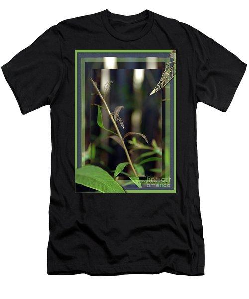 Skeletons And Skin Men's T-Shirt (Athletic Fit)