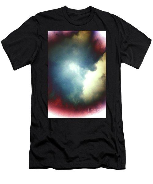 Skeyeball Men's T-Shirt (Slim Fit) by Jesse Ciazza