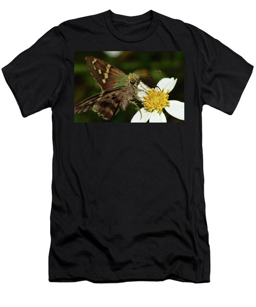 Skipper Butterfly Men's T-Shirt (Athletic Fit)