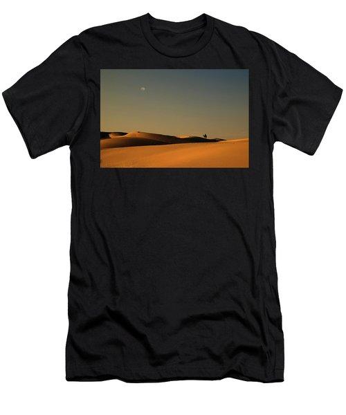 Skn 1117 Camel Ride At 6 Men's T-Shirt (Athletic Fit)