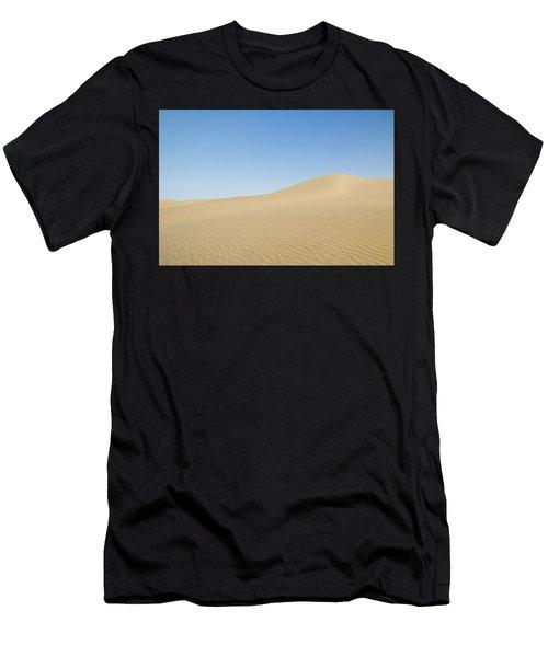 Skn 1412 Ripples On The Slope Men's T-Shirt (Athletic Fit)