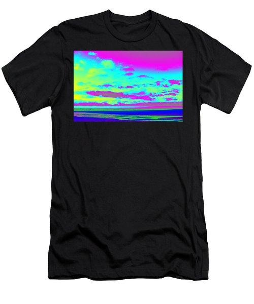 Sky #2 Men's T-Shirt (Athletic Fit)