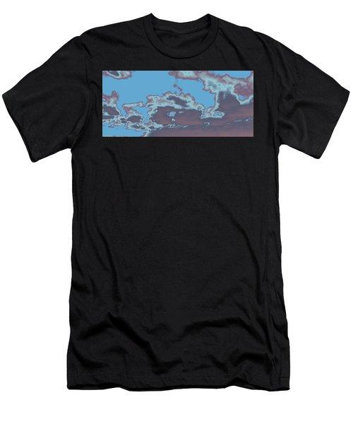 Sky #5 Men's T-Shirt (Athletic Fit)