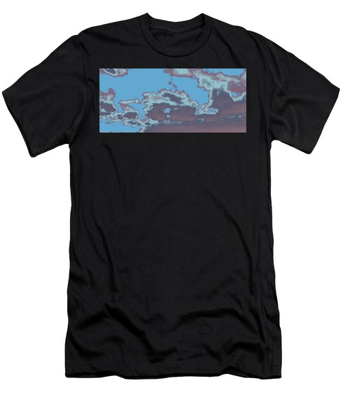 Sky #5 Men's T-Shirt (Athletic Fit)