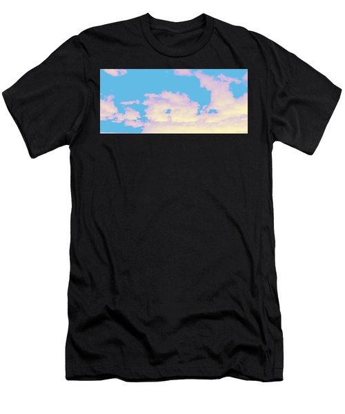 Sky #6 Men's T-Shirt (Athletic Fit)