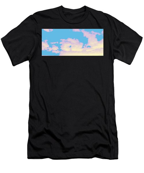 Sky #6 Men's T-Shirt (Athletic Fit)