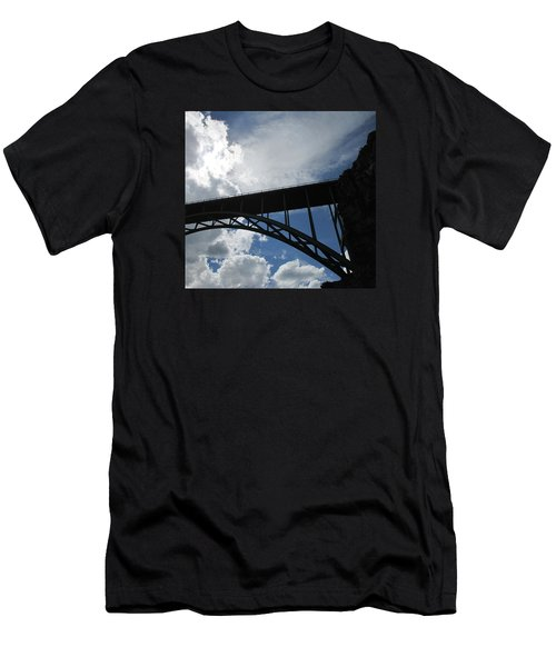 Sky Bridge Men's T-Shirt (Slim Fit)