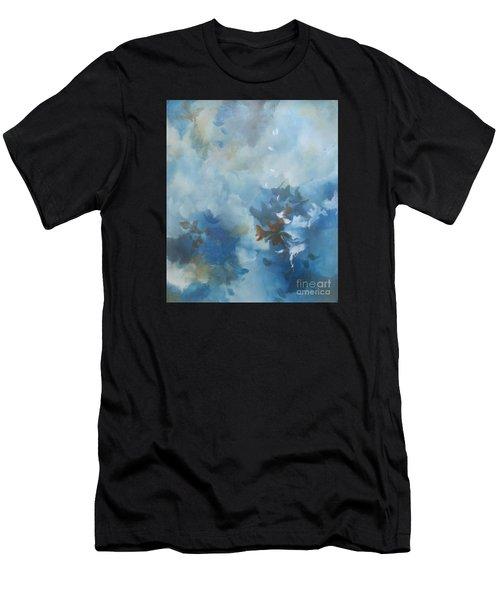 Sky Fall I Men's T-Shirt (Athletic Fit)