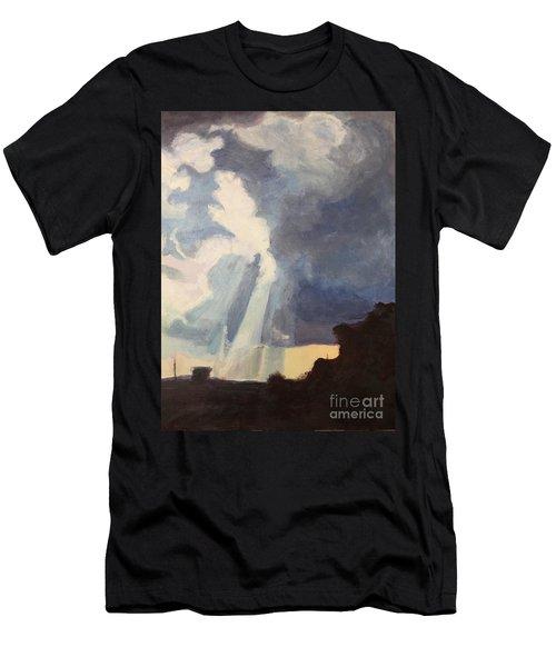 Sky Portal I Men's T-Shirt (Athletic Fit)