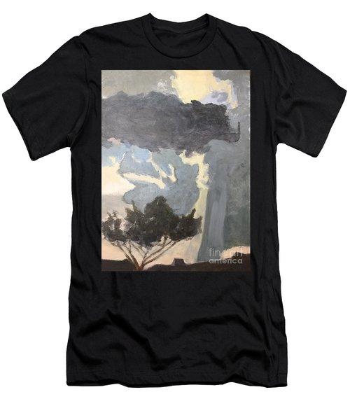 Sky Portal II Men's T-Shirt (Athletic Fit)