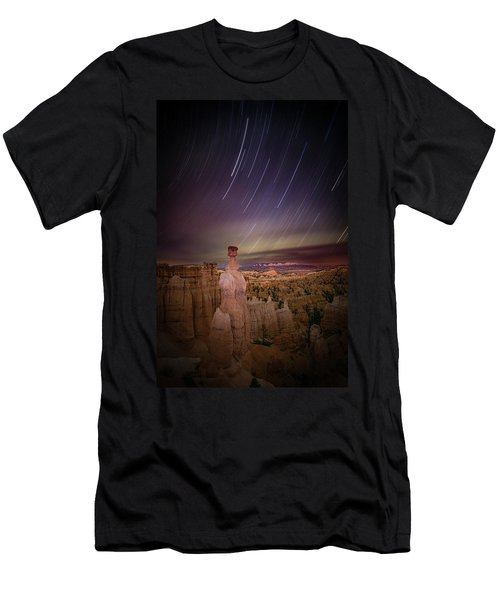 Sky Scraper Men's T-Shirt (Athletic Fit)