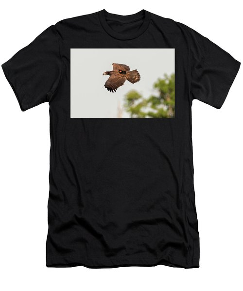 Sky Surfing Men's T-Shirt (Athletic Fit)