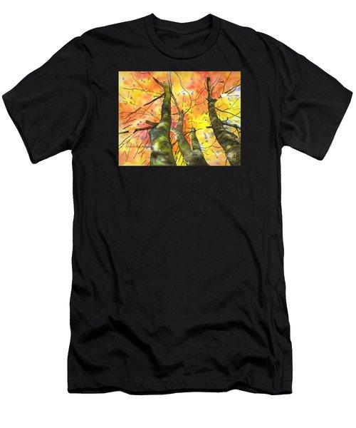 Sky View Men's T-Shirt (Athletic Fit)