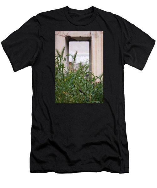 Sky Window Men's T-Shirt (Athletic Fit)