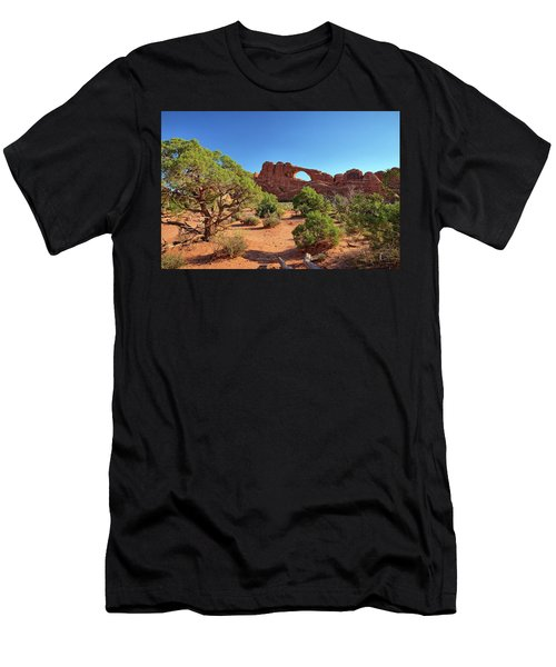 Skyline Arch Men's T-Shirt (Athletic Fit)