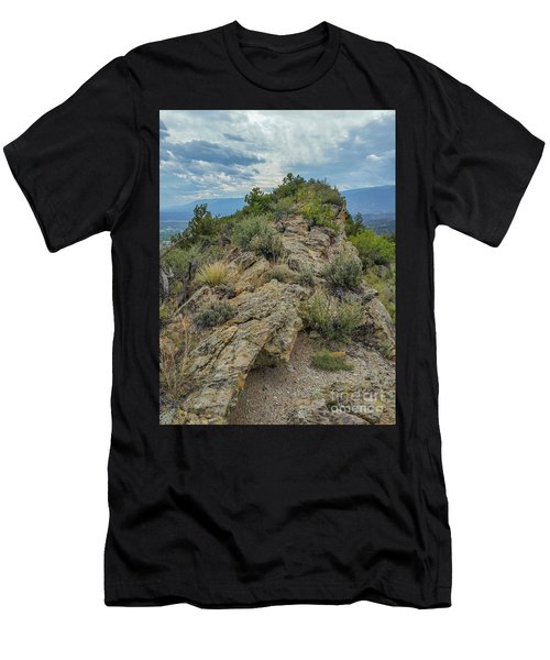 Skyline Ridge Men's T-Shirt (Athletic Fit)