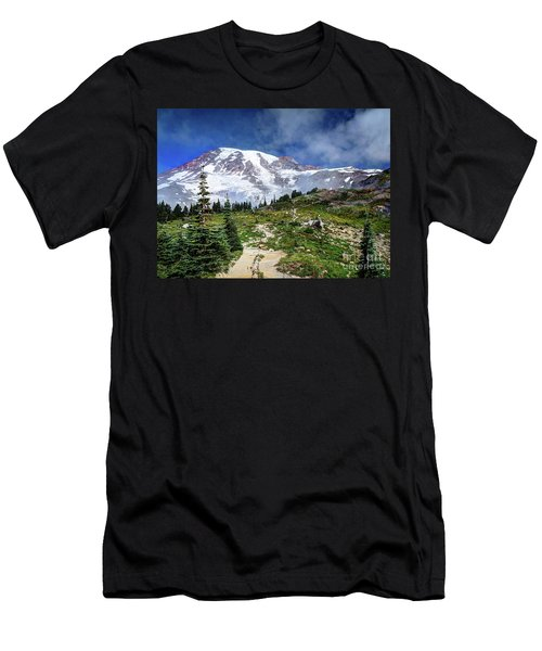 Skyline Trail Men's T-Shirt (Athletic Fit)