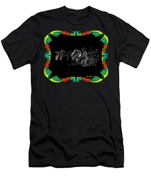 Frame #4 Men's T-Shirt (Athletic Fit)