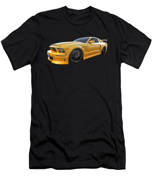 Slammer - Mustang Gtr Men's T-Shirt (Athletic Fit)