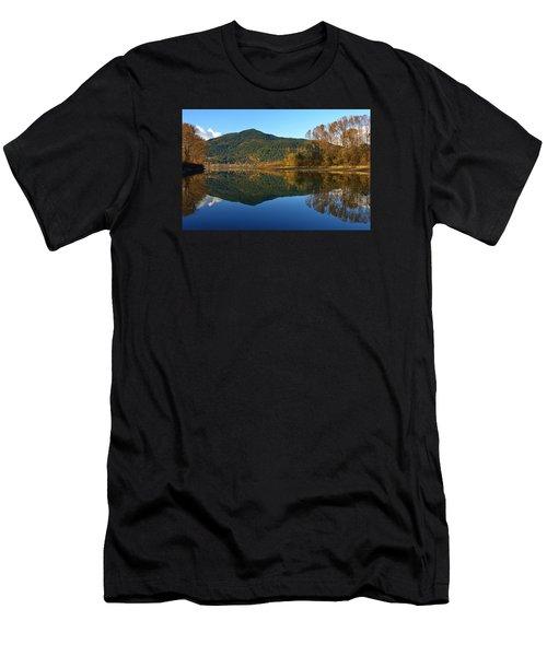 Sleek Serenity 3 Men's T-Shirt (Athletic Fit)