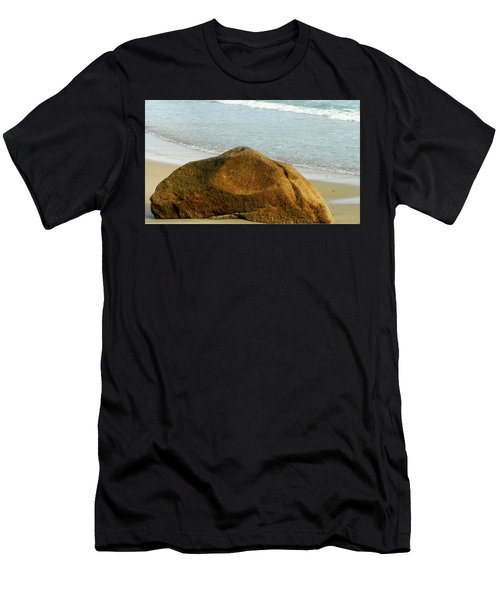 Sleeping Giant At Marthas Vineyard Men's T-Shirt (Athletic Fit)