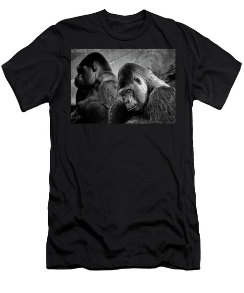 Sleeping Giant Men's T-Shirt (Athletic Fit)