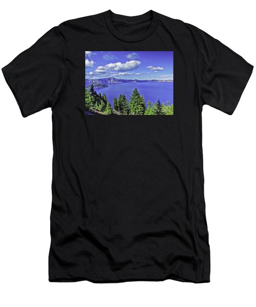 Sleeping Wizard Men's T-Shirt (Athletic Fit)
