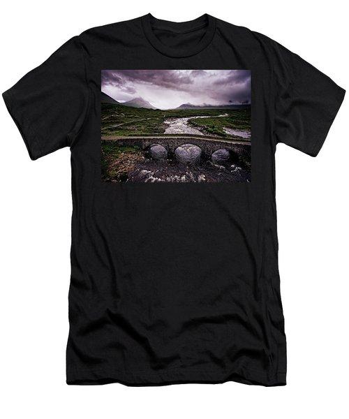 Sligachan Men's T-Shirt (Athletic Fit)