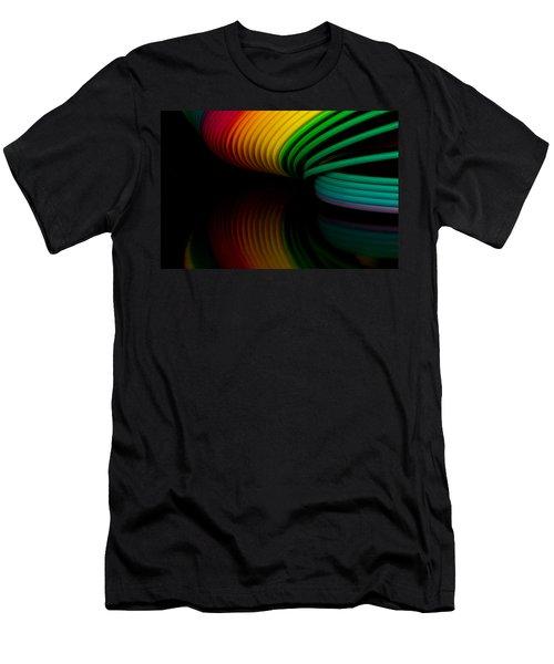 Slinky II Men's T-Shirt (Athletic Fit)