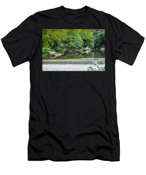 Slipery Rock Gorge - 1888 Men's T-Shirt (Athletic Fit)