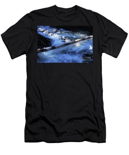 Slippery Log Men's T-Shirt (Athletic Fit)