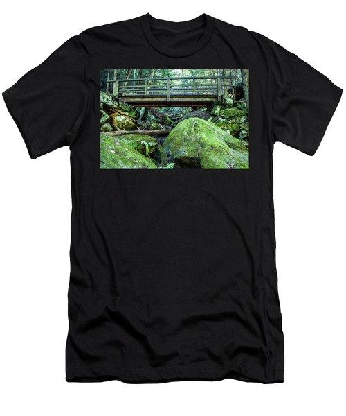 Slippery Rock Gorge - 1931 Men's T-Shirt (Athletic Fit)