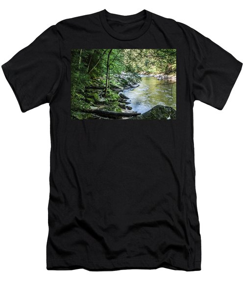 Slippery Rock Gorge - 1934 Men's T-Shirt (Athletic Fit)