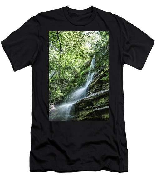 Slippery Rock Gorge - 1957 Men's T-Shirt (Athletic Fit)