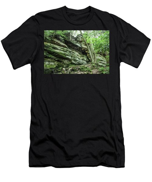 Slippery Rock Gorge - 1958 Men's T-Shirt (Athletic Fit)