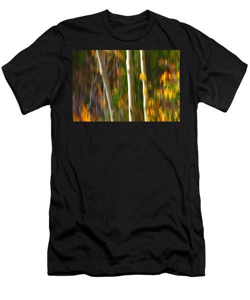 Slipping Through  Men's T-Shirt (Athletic Fit)