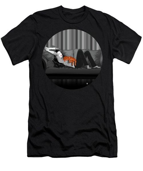 Sloth Men's T-Shirt (Athletic Fit)